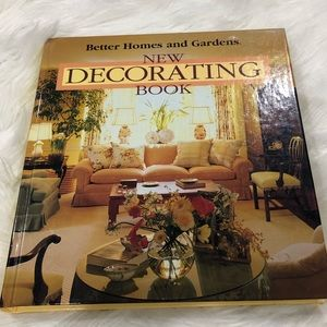 1990 Better Homes and Garden Decorating Book